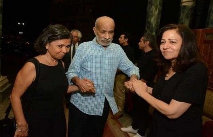 وفاة المخرج محسن حلمي زوج الفنانة سلوى محمد على شبابيك