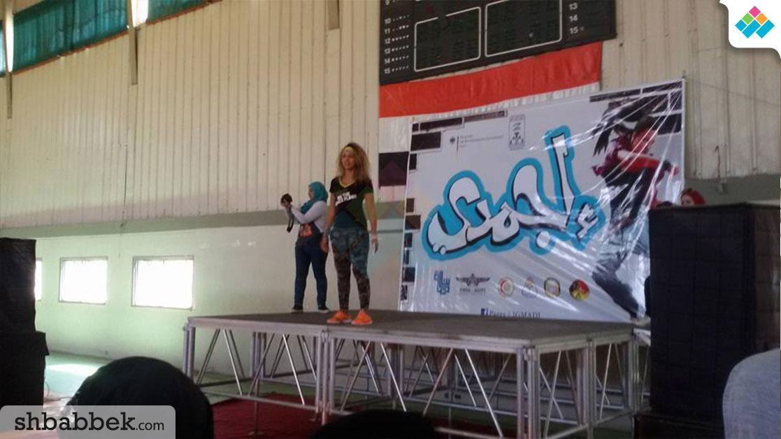 ورشة «إجمدي» لمناهضة التحرش بجامعة المنصورة