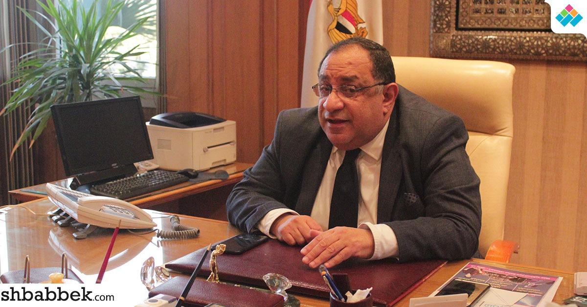 تعيين حسام الرفاعي نائبا لرئيس جامعة حلوان لقطاع شئون البيئة