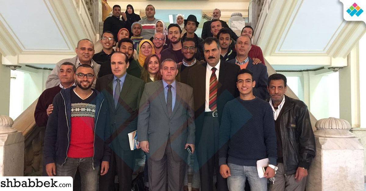 عميد حقوق القاهرة يعين اتحاد الطلاب.. تعرف على الأسماء
