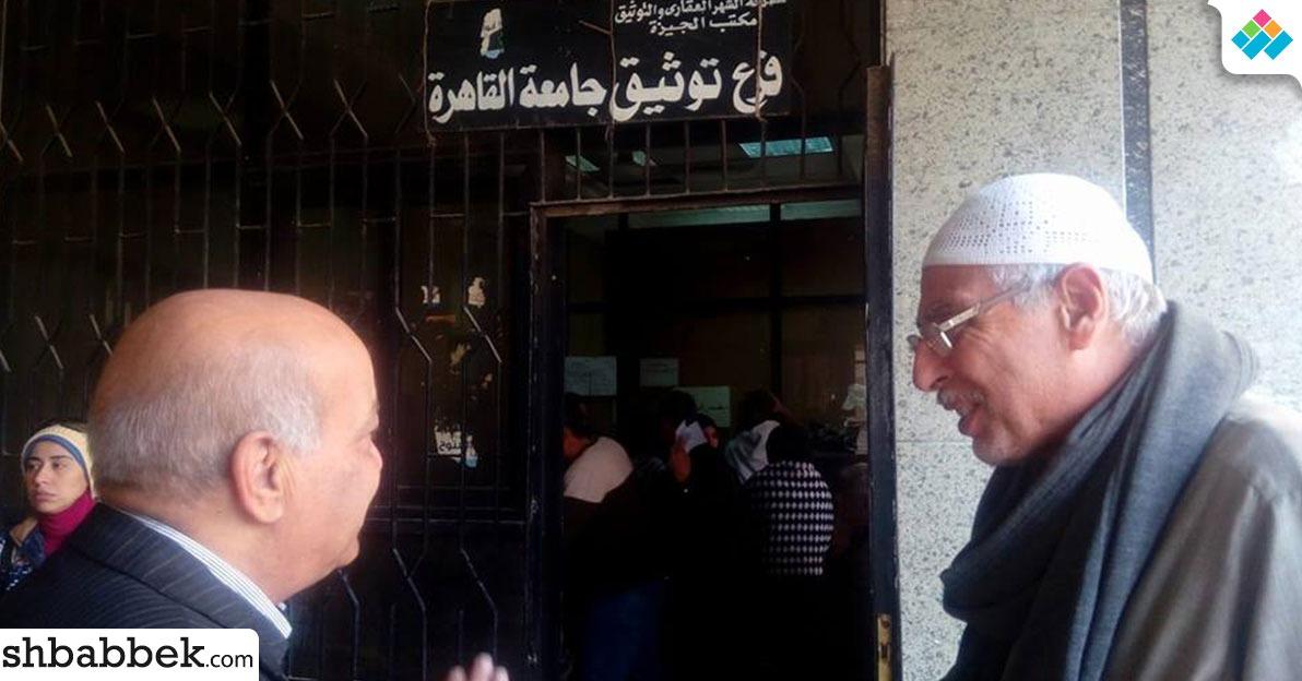 مكتب توكيلات جامعة القاهرة يدعم الرئيس ويضيّق على طلاب مؤيدين لخالد علي