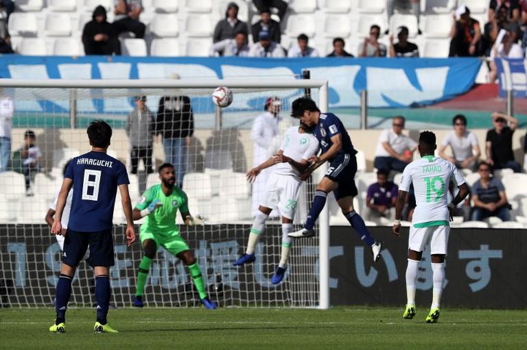 السعودية خارج كأس أمم آسيا