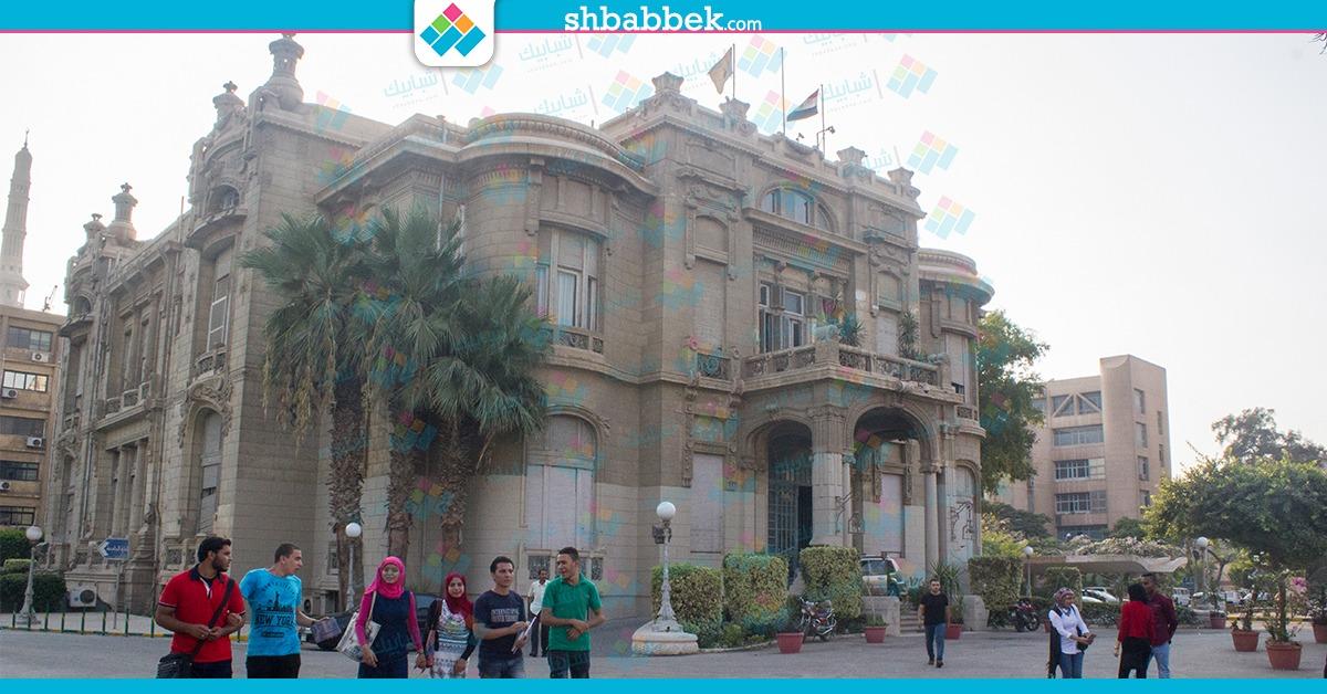 كواليس سقوط 4 موظفين أمن سرقوا مكاتب قيادات جامعة عين شمس