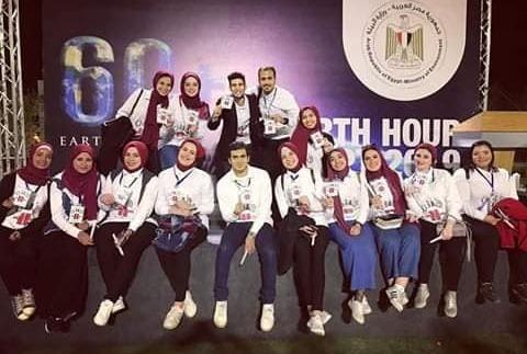 هدنة.. مشروع تخرج لطلاب الإعلام بحلوان يلقى إعجاب وزير البيئة
