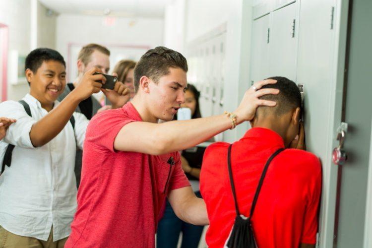 العنف في المدرسة