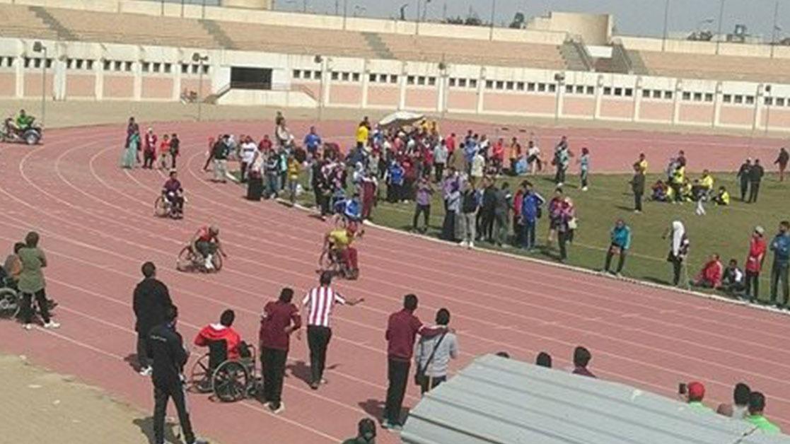 أسماء الفائزين بالألعاب الرياضية في أسبوع متحدي الإعاقة