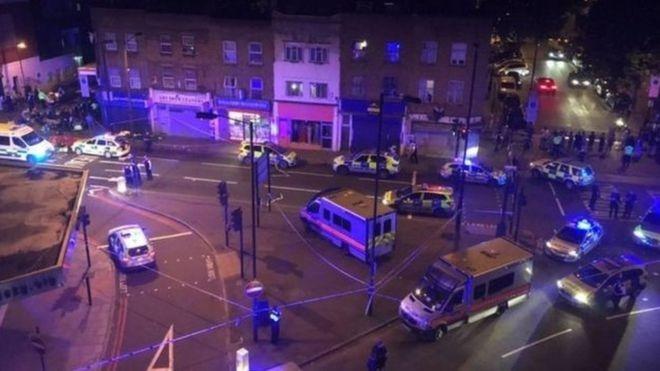 دهس مصلين في لندن.. منفد العملية: «سأقتل كل المسلمين»