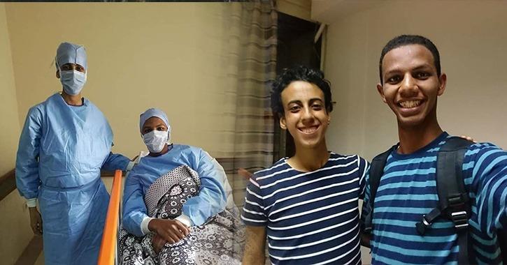 تخلى عن 60% من الكبد لينقذ صديقه.. تفاصيل ما حدث لطالب جامعة الإسكندرية