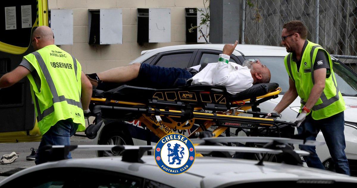«تشيلسي» يقدم التعازي في ضحايا هجوم نيوزيلندا