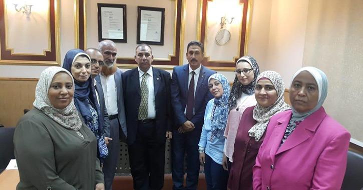 جامعة القاهرة: تدريب 75 دكتور على مناهج التفكير الناقد وريادة الأعمال