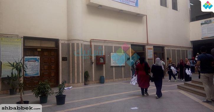 إقبال ضعيف في إعادة انتخابات اتحاد طلاب كلية طب بيطري المنصورة