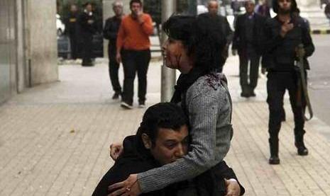 حكم غير نهائي بالسجن 10 سنوات للضابط المتهم بقتل شيماء الصباغ