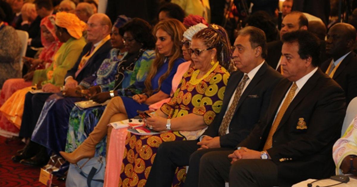 بحضور وزير الصحة.. التعليم العالي تشهد فعاليات المؤتمر السنوى لمؤسسة ميرك للتمويل (صور)