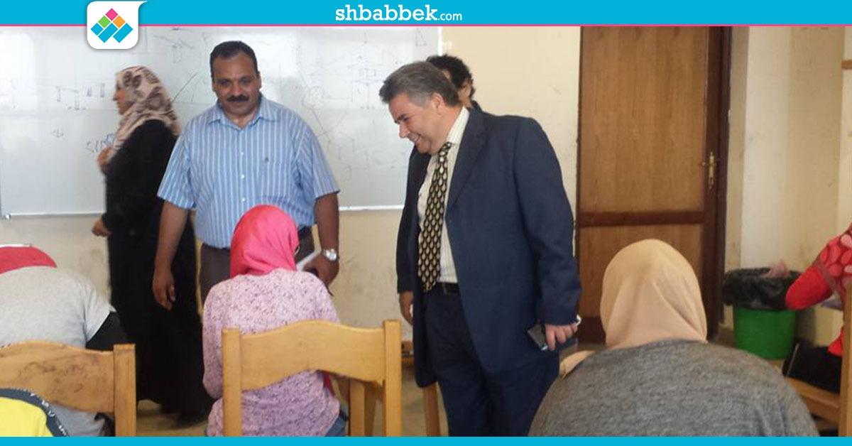 تطبيقية بنها تتبرع لتحيا مصر بـ50% من حصيلة كتاب «القدرات»