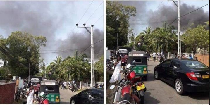 سريلانكا.. ارتفاع حصيلة الانفجارات إلى 8 والحكومة تحجب مواقع التواصل