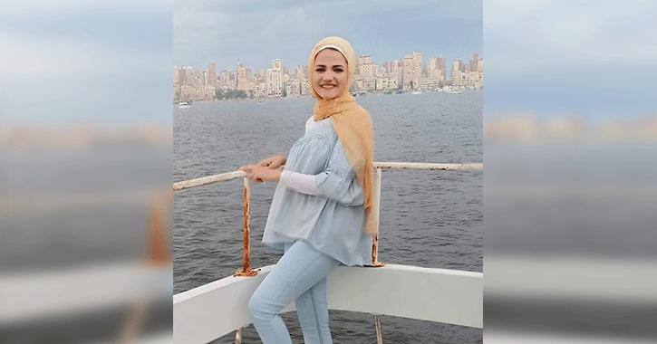 إيمان محمد تقود اتحاد طلاب كلية صيدلة القاهرة