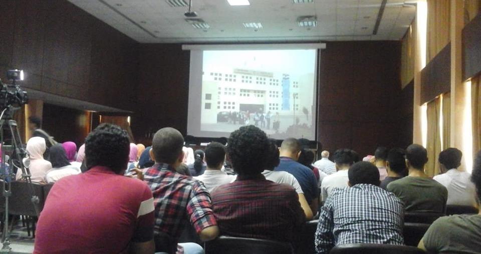 كلية الهندسة جامعة القاهرة تنظم ندوة تعريفية ببرامجها لطلاب الثانوية العامة