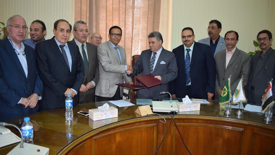 لإقامة مستشفى تخصصي.. بروتوكول تعاون بين جامعة بنها والقوات المسلحة