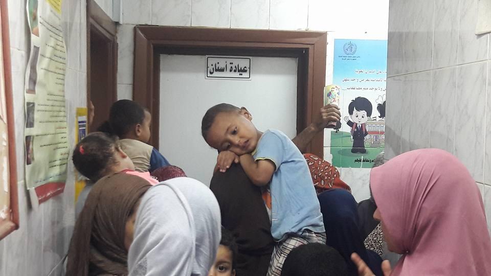 بدء فعاليات قافلة جامعة الأزهر الطبية في محافظة المنوفية