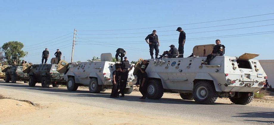 الداخلية تنفي تصريح مدير أمن جنوب سيناء بشأن هجوم «سانت كاترين»