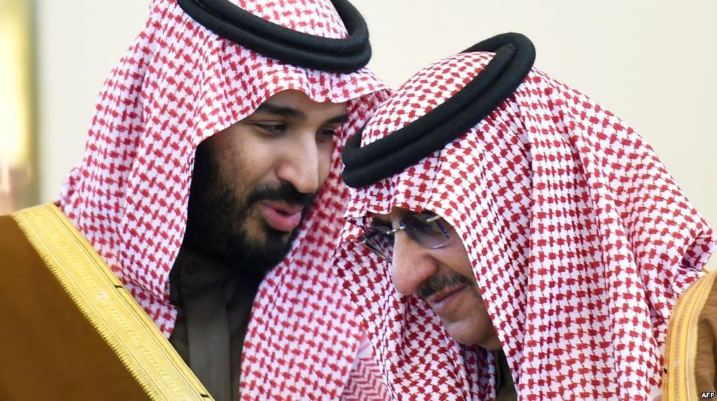 صحيفة أمريكية: «بن نايف» تحت الإقامة الجبرية.. ومسؤول سعودي ينفي