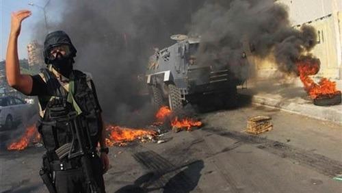 مقتل وإصابة 14 شرطيا في انفجار بالعريش