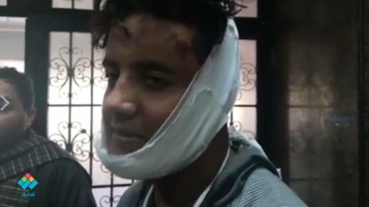 لقاء من داخل المستشفى مع الطلاب المصابين في حادث طريق سوهاج