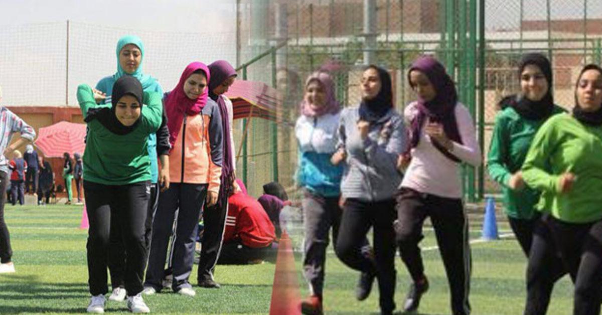 تميزن بالرشاقة والمرونة.. بهذه المهارات اجتازت 800 طالبة أزهرية اختبارات القبول بـ«التربية الرياضية»