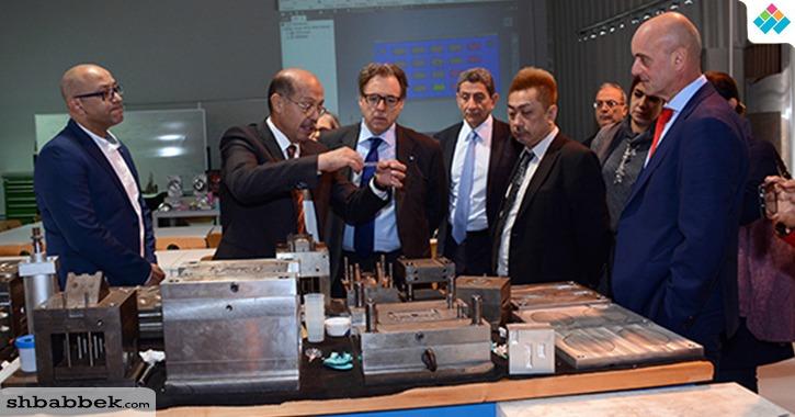 بالتعاون مع «كانون» الجامعة الألمانية تحتضن أول ماكينة لخدمات الطباعة على مستوى الجامعات عالميا