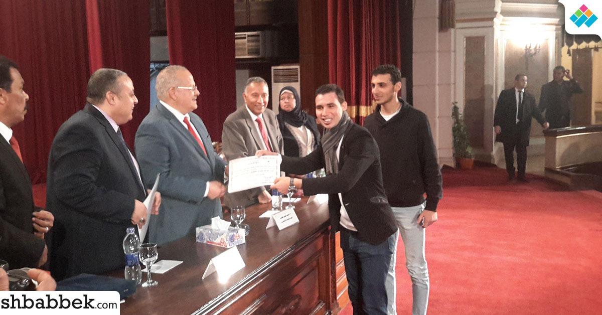 «الخشت»: تخصيص أكبر ميزانية في تاريخ جامعة القاهرة لصالح الأنشطة