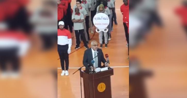 رئيس جامعة المنصورة في افتتاح ملتقى الوافدين الأول: هدفنا تشجيع السياحة في مصر