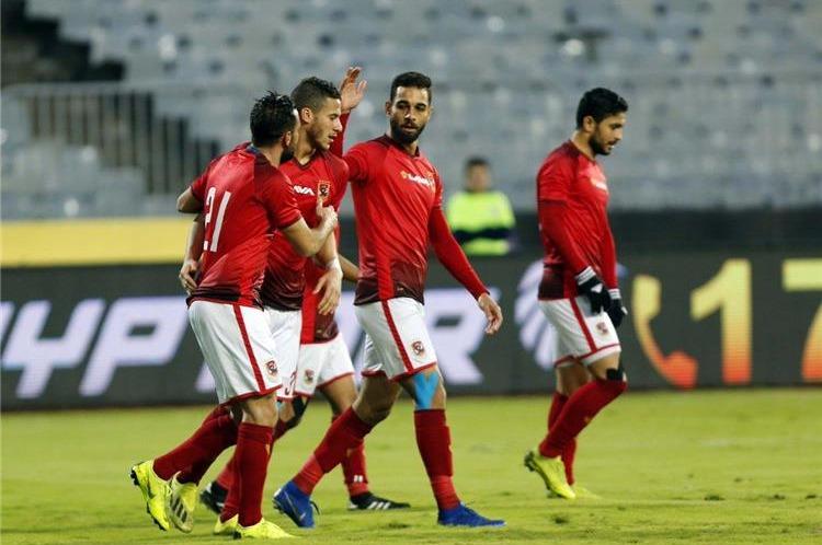 موعد مباراة الأهلي والمقاصة والقنوات الناقلة والتشكيل المتوقع للمارد الأحمر