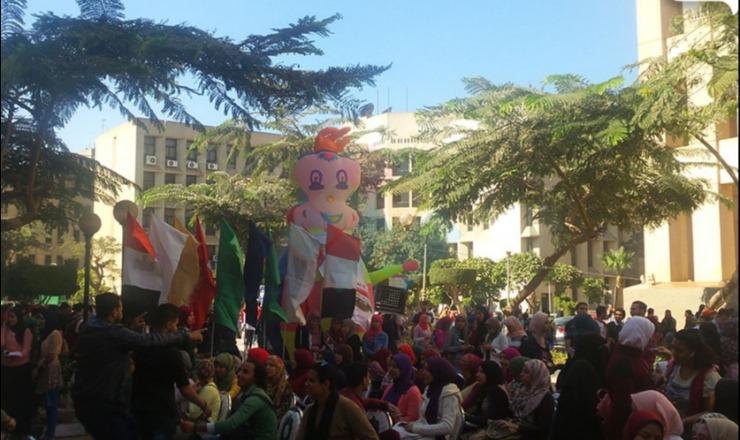 «تنس طاولة وريست».. افتتاح مهرجان «لا للتعصب» بدار علوم القاهرة (صور)