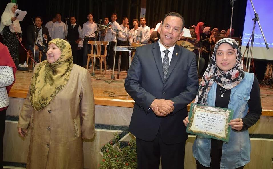 تعرف على الفائزين في مسابقات الأسبوع الثقافي بجامعة المنوفية