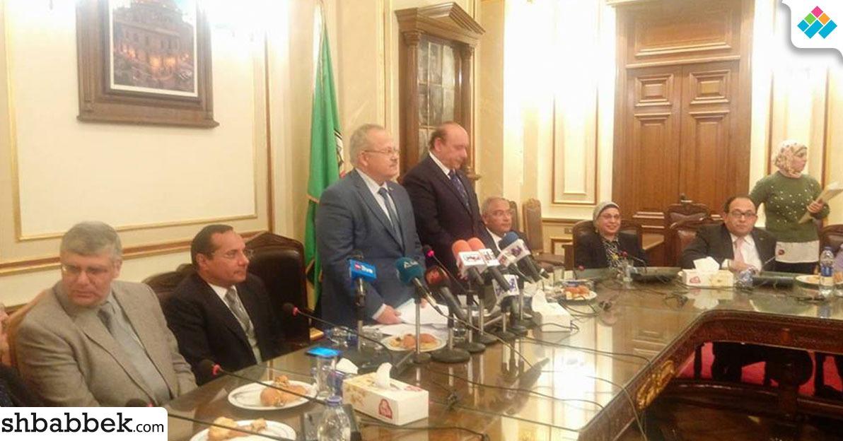 رئيس جامعة القاهرة: تجديد المستشفيات الجامعية بقرض سعودي بلغ 750 مليون ريال
