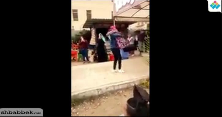 ننشر محضر ضبط طالب وطالبة «الحضن» في جامعة المنصورة
