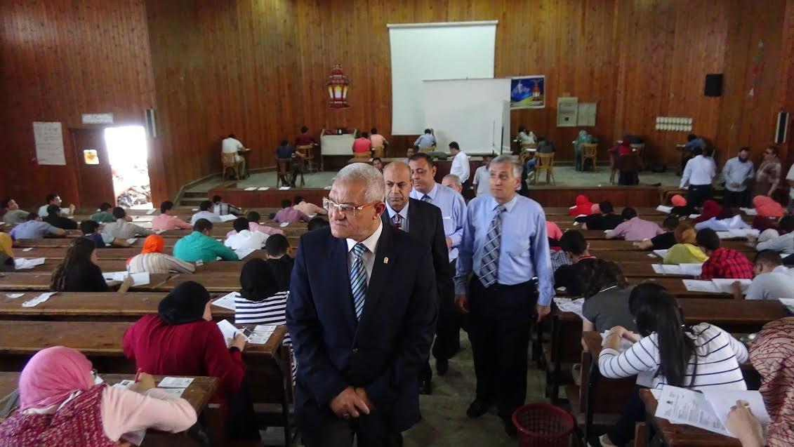 20 واقعة غش جديدة بجامعة المنيا.. والإجمالي يصل 160 حالة