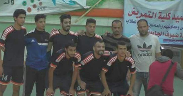منتخبات جامعة حلوان تبدأ منافسات بطولة «وطن» (صور)