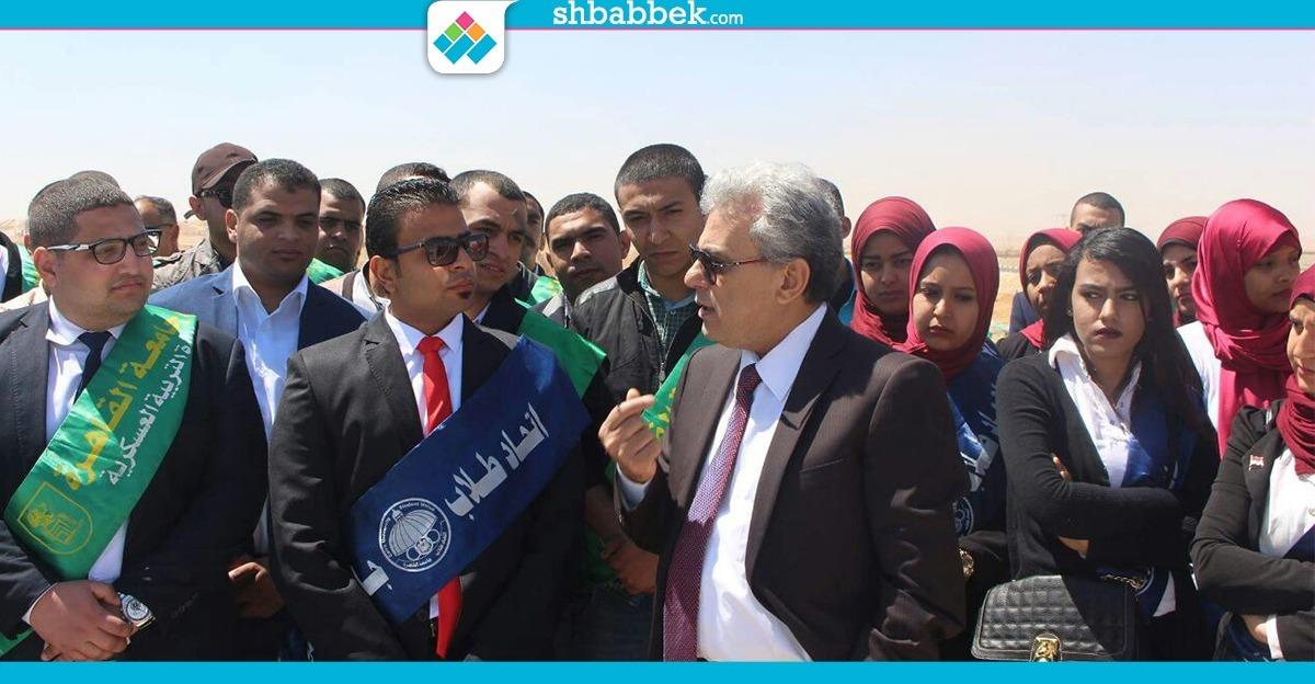 الأحد.. جابر نصار يتفقد معسكر «قادة المستقبل» بجامعة القاهرة