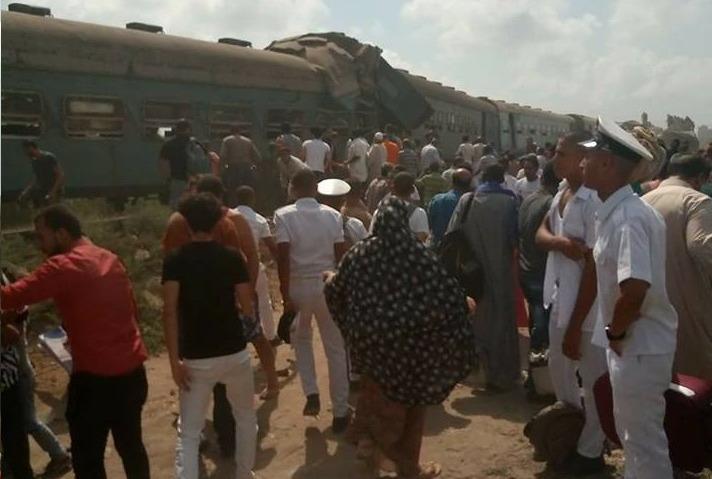 شهادات لناجين من حادث قطاري الإسكندرية.. هذا ما حدث