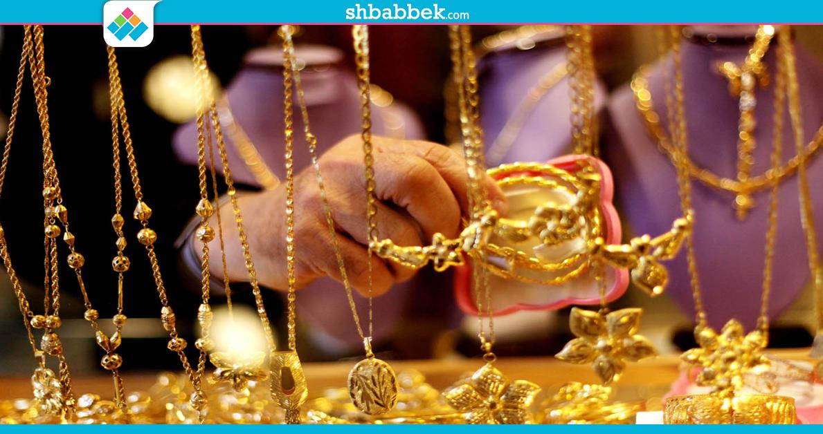 الذهب يواصل الارتفاع وعيار 21 يسجل 590 جنيها