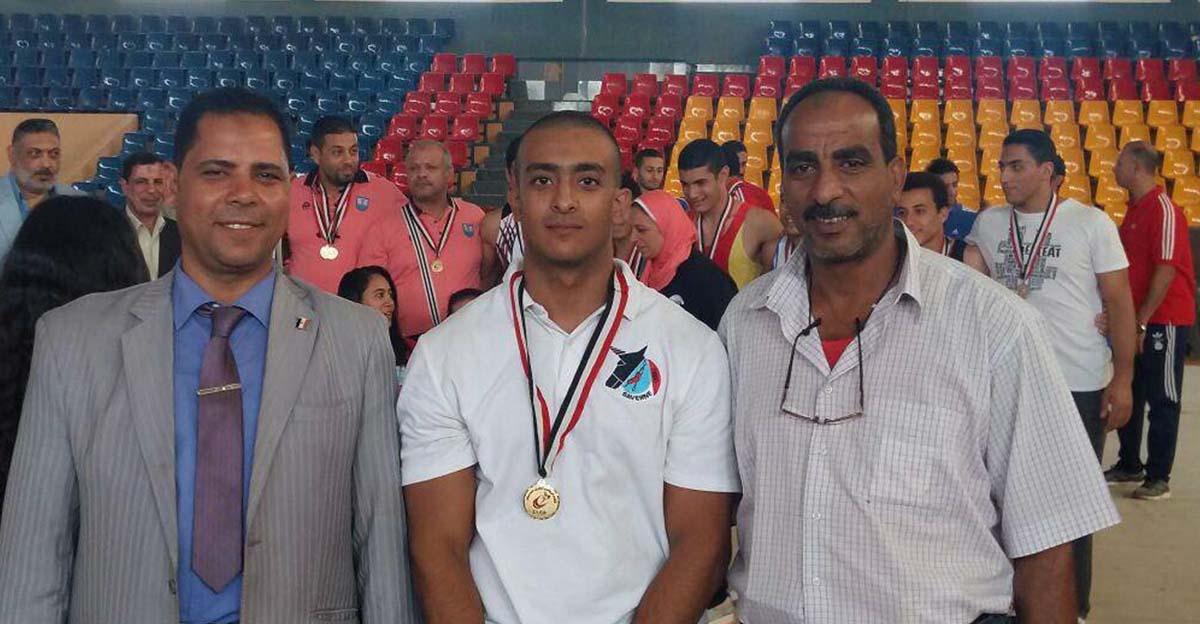 «قطز» يفوز بالمركز الأول في الجمباز على مستوى الجامعات المصرية