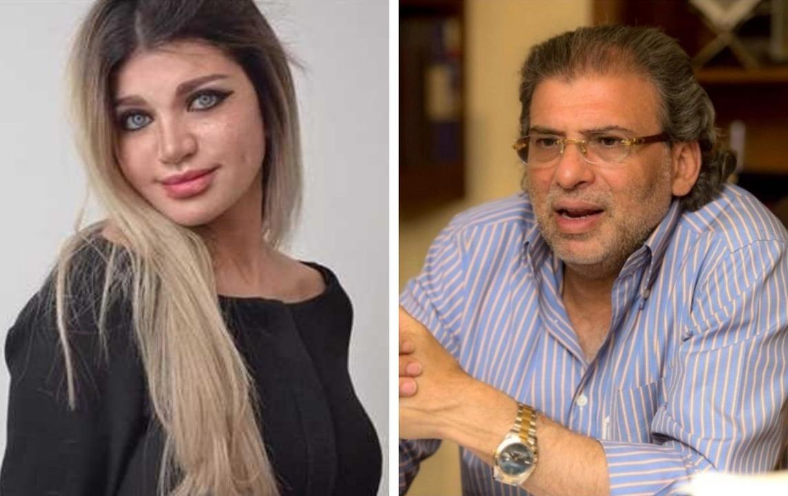 خالد يوسف يُهدد ياسمين الخطيب بعد تصريحاتها الجريئة