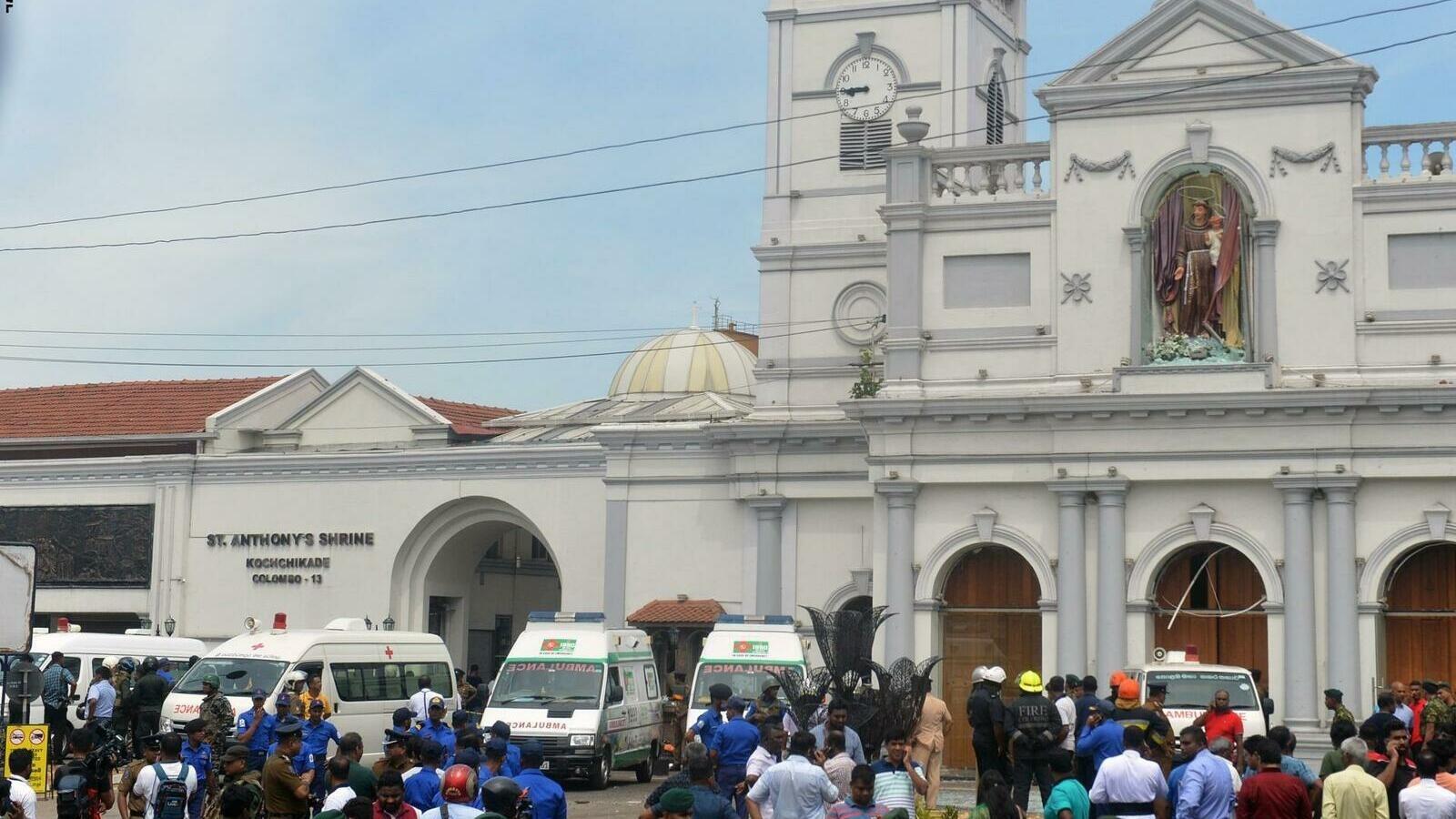 أول تعليق من رئيس سريلانكا على استهداف كنائس وفنادق في بلاده