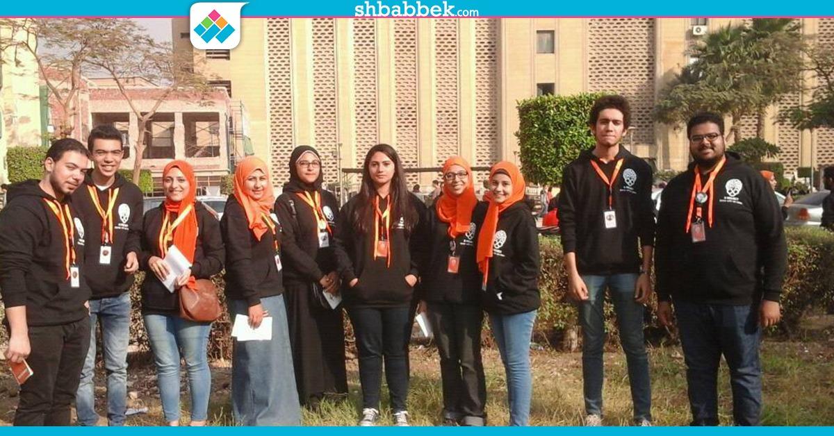 بدء أنشطة فريق «x-project» بجامعة القاهرة
