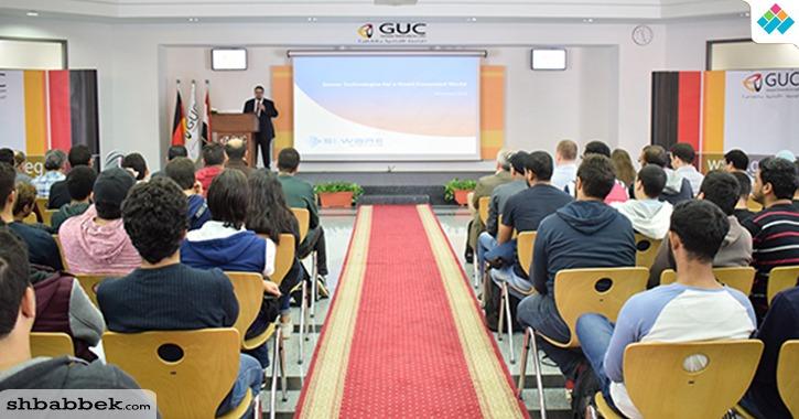 الجامعة الألمانية تنظم ورشة عمل بحثية (صور)