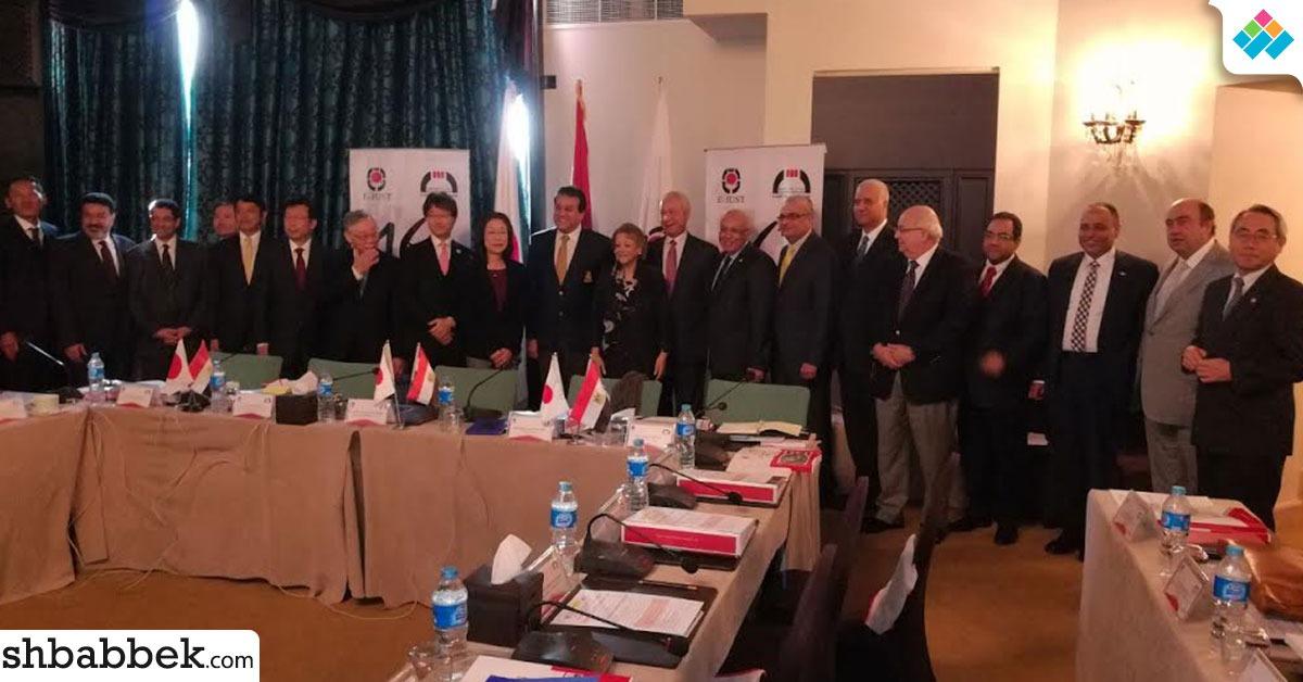 وزير التعليم العالي: الانتهاء من مقر الجامعة المصرية اليابانية 2018