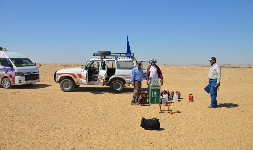 جامعة القاهرة تنهى أول مشروع بحثي حول الاستخدام الأمثل للمياه الجوفية (صور)