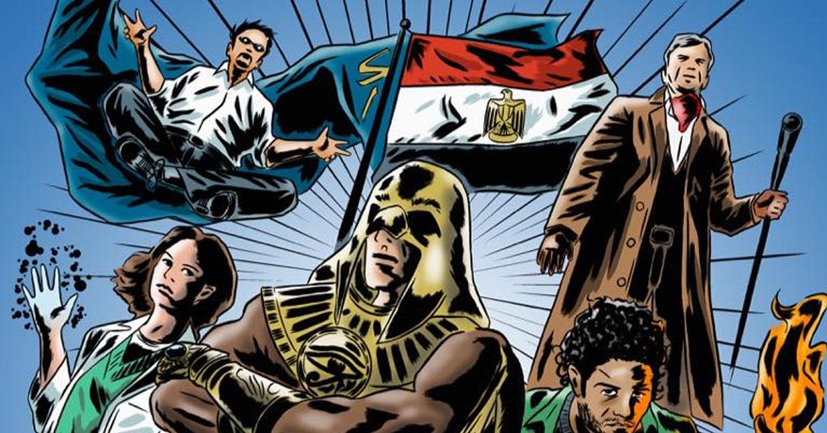 أبطال مصر الخارقين في السينما والأدب.. من فرافيرو لرجل المستحيل