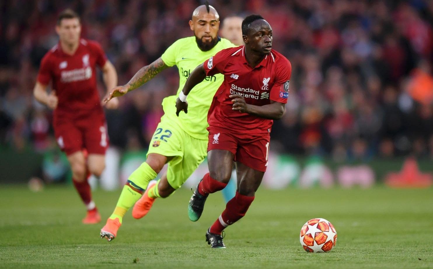 معجزة في «الأنفيلد».. ليفربول يتعادل مع برشلونة في نصف نهائي دوري الأبطال «فيديو»